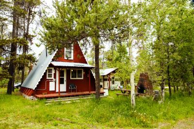 Mama's A-Frame - Donnelly Vacation Rental