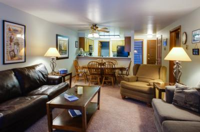 Aspen Village Golf Course Condo- Fairways 71 - McCall Vacation Rental