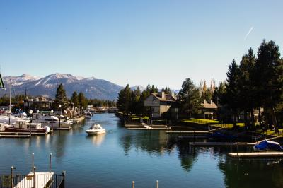 Tahoe Keys Cove Townhome - South Lake Tahoe Vacation Rental