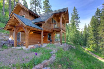The Osprey Perch  - Sagle Vacation Rental