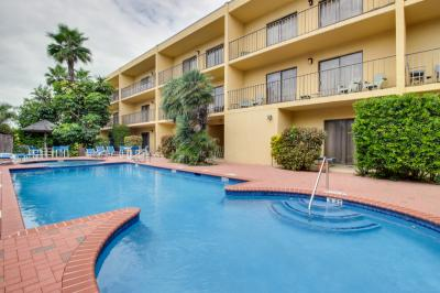 Ventura Condominium: Palm Tree Terrace (#205) - South Padre Island Vacation Rental