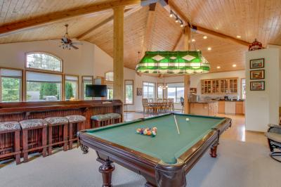 Wapato Point Sanden House - Manson Vacation Rental