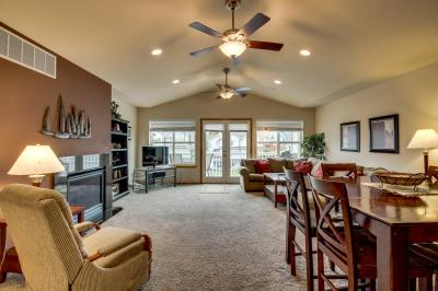 Wapato Ridge: Lake Breeze Abode (226) - Manson Vacation Rental