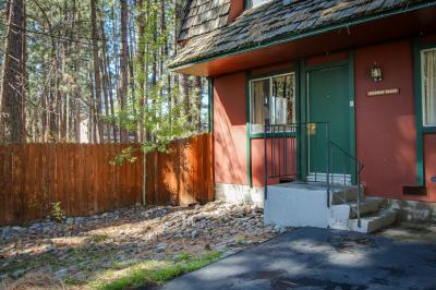 Spruce Grove Steamer Tahoe Cabin Condo - South Lake Tahoe Vacation Rental