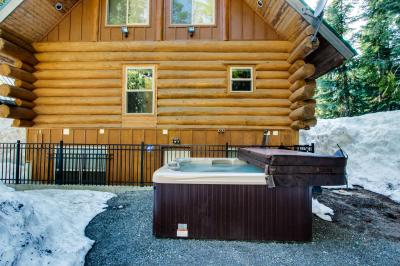 Big Bear Cabin and Little Bear Cabin - Government Camp Vacation Rental