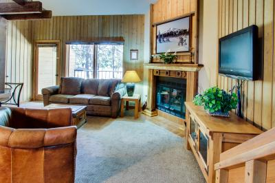 Mt Bachelor Village Ski House Condo 262 - Bend Vacation Rental