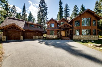 Alta Vista Main House: George W. Bush's Tamarack Estate - Tamarack Vacation Rental