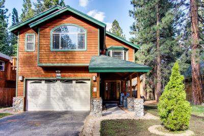 Entertainment Eden with Hot Tub! - South Lake Tahoe Vacation Rental