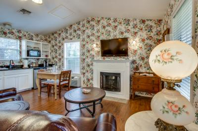 Main Street Retreat: The Half Penny Cottage - Fredericksburg Vacation Rental