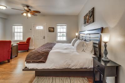 Main Street Retreat: Away From It All - Fredericksburg Vacation Rental
