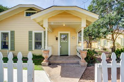 Across The Way: Front Porch - Fredericksburg Vacation Rental