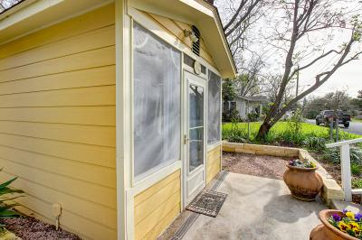 Across The Way: Arbor Cottage - Fredericksburg Vacation Rental