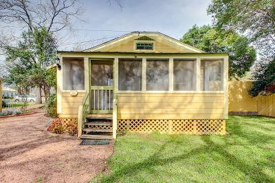 Across The Way: Back Porch - Fredericksburg Vacation Rental