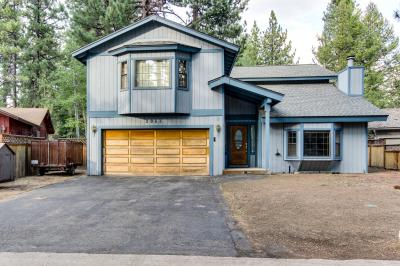 Peaceful Pinewood Retreat with Hot Tub! - South Lake Tahoe Vacation Rental