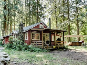 The Cedars Cabin - Welches Vacation Rental