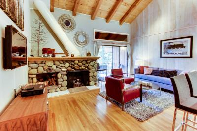 Mod Masterpiece at Carnelian Woods - Carnelian Bay Vacation Rental