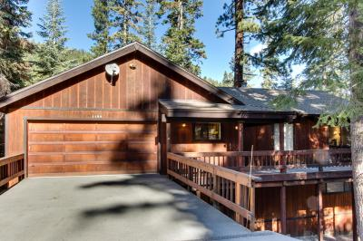 Regency Chateau with Hot Tub and Gameroom - Tahoe Vista Vacation Rental