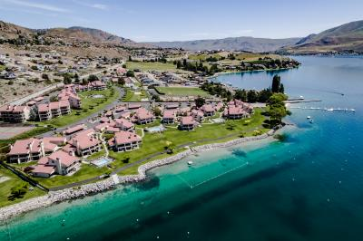 Lake Chelan Shores (#18-9) - Chelan Vacation Rental