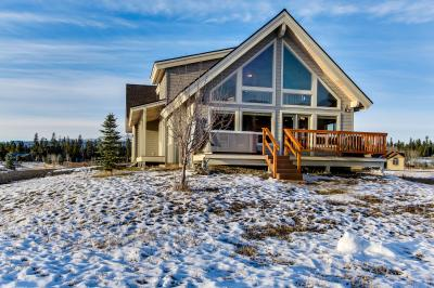 Lick Creek Meadows Home with Hot Tub - McCall Vacation Rental