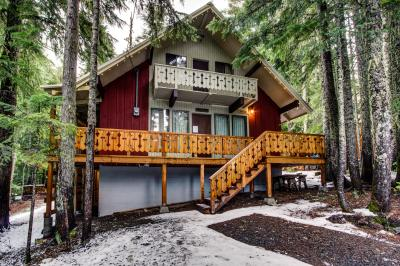 NEW Herman Ski Haus - Government Camp Vacation Rental