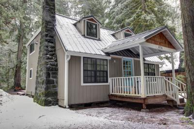 Zig Zag Chalet- Hot Tub-Pet Friendly - Rhododendron Vacation Rental