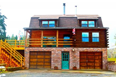 Comfort Cabin - Parkdale/Mt Hood Vacation Rental
