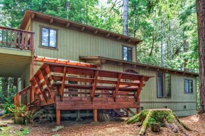 Fairy Ring Cottage - Mendocino Vacation Rental