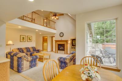 Buck Run Retreat - Sagle Vacation Rental