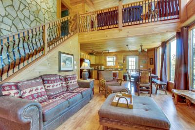 Alpine Lodge - Sautee Nacoochee Vacation Rental