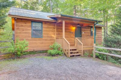 Tranquility - Sautee Nacoochee Vacation Rental