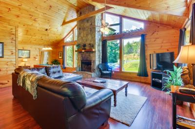 Dancing Bear - Sautee Nacoochee Vacation Rental