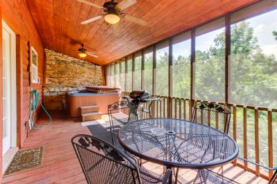 Grandview - Sautee Nacoochee Vacation Rental