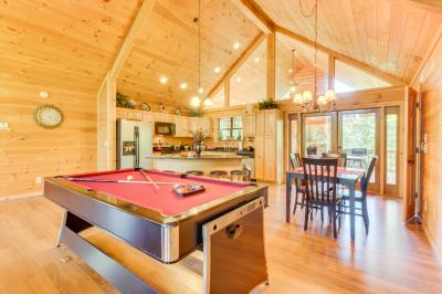 Natural High - Sautee Nacoochee Vacation Rental