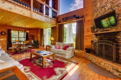 Panoramic View - Sautee Nacoochee Vacation Rental