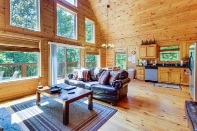 Misty Ridge Escape - Sautee Nacoochee Vacation Rental