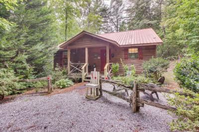 Bird Haus - Sautee Nacoochee Vacation Rental