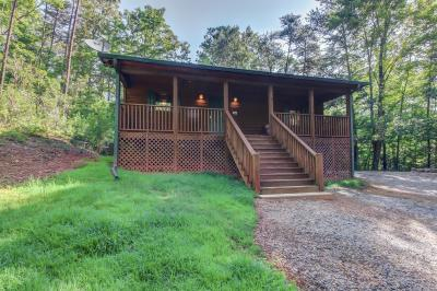Timber Top - Sautee Nacoochee Vacation Rental