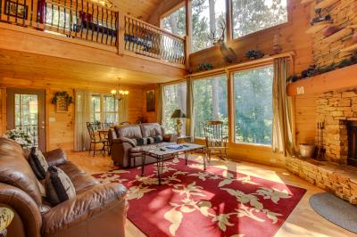 Mountain Getaway - Sautee Nacoochee Vacation Rental