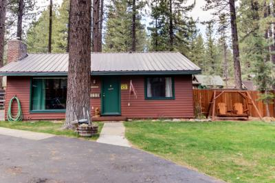 Spruce Grove Cabin Retreat - South Lake Tahoe Vacation Rental