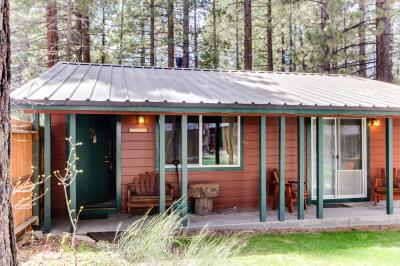 Spruce Grove Washoe Cabin - South Lake Tahoe Vacation Rental