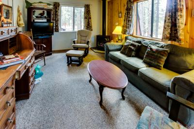 Spruce Grove Field and Stream Cabin Condo - South Lake Tahoe Vacation Rental