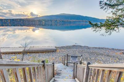 Bay Point Lakefront 4A Down - Whitefish Vacation Rental