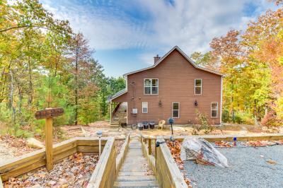Copper Ridge Cabin - Ranger Vacation Rental