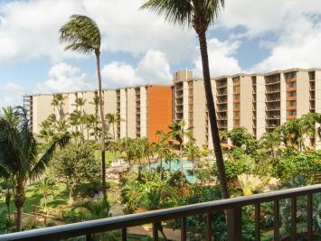 Kaanapali Shores 448 - Lahaina Vacation Rental