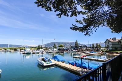 Waterfront View of Heavenly - South Lake Tahoe Vacation Rental