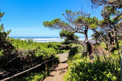 Cape Cod Cottages - Unit 5 - Waldport Vacation Rental