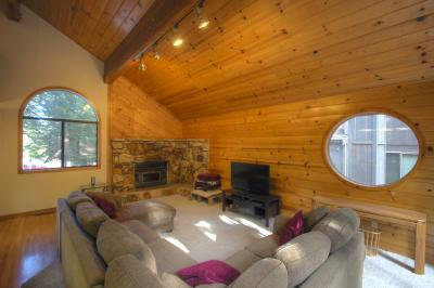 Northstar Logging Trail Lodge - Northstar-Truckee Vacation Rental