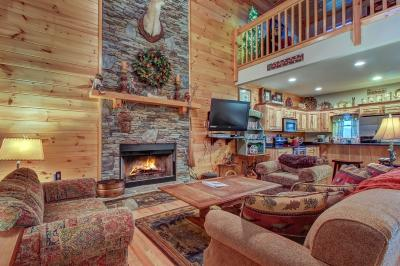 McAlister's Highland Retreat - Ellijay Vacation Rental