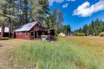 Nash Cabin on Conservancy Meadow - South Lake Tahoe Vacation Rental