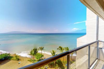 Sands of Kahana 375 - Lahaina Vacation Rental